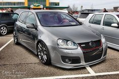 S4RT4J — Stand Out (VW MKV GTI)