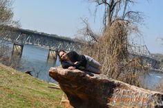 Sierra Hughes at Old Railroad Bridge