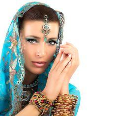 Exotic Beauty Makeup