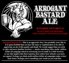 Best beer label of all time, or greatest beer label ever?