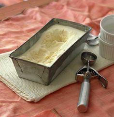 Sorvete de leite condensado :P~