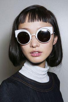 Modne okulary przeciwsłoneczne [wiosna-lato 2016], Fendi, fot. Imaxtree