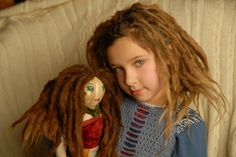 even dolly has dreads <3