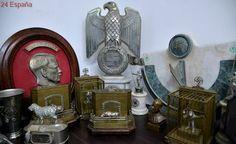 Incautadas 75 reliquias nazis en la vivienda de un coleccionista de arte en Buenos Aires