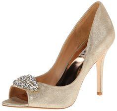 Amazon.com: Badgley Mischka Women's Lavender Dress Pump: Shoes