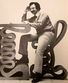 "Frank Gehry ""Easy Edges"" cardboard furniture, 1969"