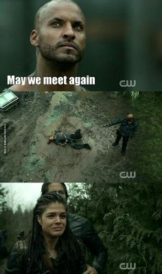 """#The100 3x09 """"Stealing Fire"""" or worst episode ever! Whose idea was it to kill Lincoln!"""