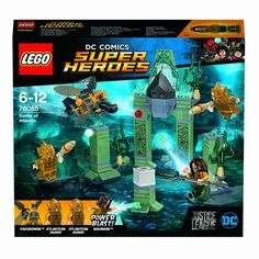 Justice League movie lego set - Battle of Atlantis