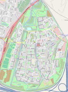 utrecht lunetten bloemkoolwijk - Google zoeken Utrecht, Map, Google, Location Map, Maps