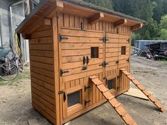 Shed, Outdoor Structures, Lean To Shed, Backyard Sheds, Coops, Barn, Tool Storage, Sheds