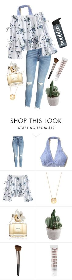 """untitled #31"" by thatbeya ❤ liked on Polyvore featuring Hollister Co., BaubleBar, Marc Jacobs, Urban Decay and MILK MAKEUP"