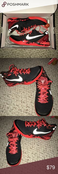 a7ac205c41a Kobe 8 System PP (size Kobe men s size 9 Box included Great condition Only  worn once or twice (like new) Nike Shoes Sneakers