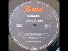 Sade - Diamond Life (Full Album)