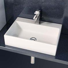 Vasque à poser Onyx - CASTORAMA | Ménerbes | Pinterest | Bathroom ...
