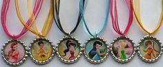 6 Boutique Tinkerbell and Friends Fairies by dylivingston on Etsy, $13.50