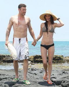 Megan Fox and Brian Austin Green spent their honeymoon at the Four Seasons Resort Hualalai