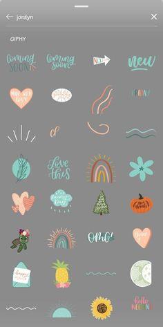 Instagram Emoji, Instagram Words, Iphone Instagram, Instagram And Snapchat, Instagram Blog, Instagram Story Ideas, Instagram Design, Creative Instagram Photo Ideas, Ideas For Instagram Photos