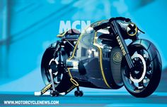 Here's a reputedly official rendering of the new Lotus C-01 superbike, a 200bhp V-twin built by a new manufacturing set-up that has bought the rights to the Lotus name. Thoughts, gentlemen?