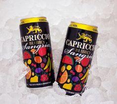 Capriccio Bubbly Sangría de Puerto Rico-latas de 12 oz.-El Nuevo Día Noticias de Puerto Rico