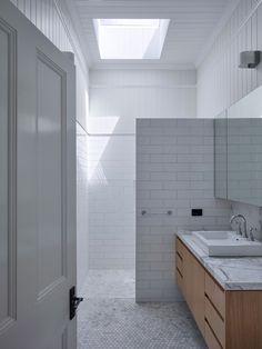 Queenslander Bathroom Designs holiday home reveal: bathroom (zone 2) - photos - house rules