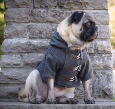 The Monty Coat large by RoverDog on Etsy