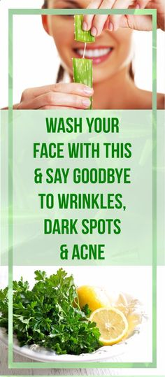 Do you want to Get rid of Wrinkles, Dark Spots and Acne for good, Then you have stumble on this PIN Just For You, Read and Pin !!