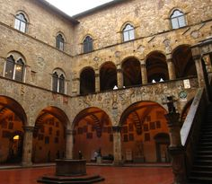 BARGELLO MUSEUM, Museo del Bargello, Florence. One of my favorite museums.  #Florence #ShaunaGiesbrecht #VonGiesbrechtJewels