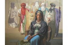 Queen Tin Hinan is renowned in Tuareg history as a fourth century matriarch of…