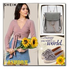 """SheIn 1 / XIX"" by ozil1982 ❤ liked on Polyvore"