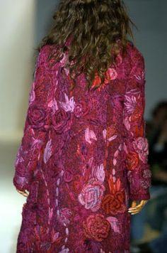 Вязаные пальто и жакеты - Anna Polsky - Picasa Web Albums