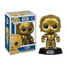 Star Wars POP! Vinyl Bobble-Head C-3PO 10 cm