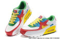 """""""AIR MAX 90 KID 27-35""""中的照片 - Google 相册 Air Max 90 Kids, Air Max Sneakers, Sneakers Nike, Kid Shoes, Nike Air Max, Kicks, Blue Yellow, Womens Fashion, Red"""