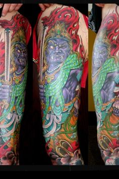 James Tex of Deadly Tattoos