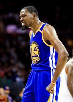 show 'em who is boss Nba Kevin Durant, Durant Nba, 2018 Nba Champions, Golden State Warriors, Nba Basketball, Teamwork, All Star, Athletes, Beast