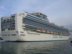 Sapphire Princess: Cruise Ship Photo Tour- USA Today