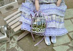 Куклы Тильды ручной работы. Ярмарка Мастеров - ручная работа. Купить Феечка Angel........ Handmade. Бледно-сиреневый, ангел тильда