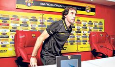 El uruguayo Guillermo Almada, director técnico de Barcelona, mantiene un contrato hasta junio de 2016. Foto: internet