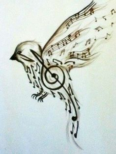 ruisenor. I LOVE this! if I could find a butterfly version of this I may actually tattoo it!