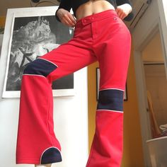 80c53842d82d5 ❣️Tommy Girl Pants ❣️These duds just scream 'who needs a man when you. Depop