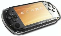 Game Console PlayStation Portable 2000 System Piano Black #Games #console #PSP