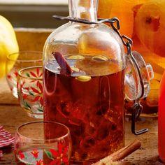 Kandis in Chai-Gewürz-Rum