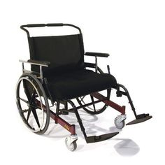 Wheelchair Eclipse Bariatric Self Propelled Mobility Aids, Barber Chair, Baby Strollers, Big Wheel, Wheels, Chairs, People, Baby Prams, Strollers