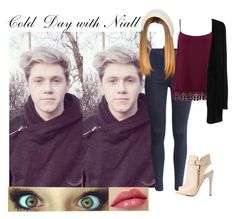 """""""Cold Day with Niall"""" by monafce ❤ liked on Polyvore"""