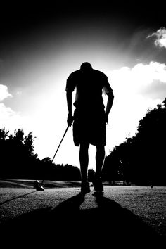 the golf is like all sports but it's also an art...