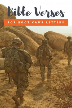 Here are some inspirational bible verses for you to send your recruit at basic training to help uplift their spirits and keep them motivated to graduate. Inspirational Military Quotes, Motivational Bible Verses, Army Quotes, Encouraging Bible Verses, Bible Verses Quotes, Basic Training Letters, Air Force Basic Training, Army Basic Training, National Guard Basic Training