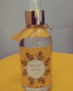 Repelente Natural de Citronela  200ml R$20,00 encomende já o seu no mimos da chica! (16) 99231-8193