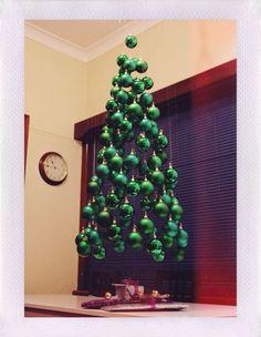Weihnachtsbaum mal anders.