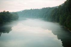 Solina lake, Poland   camera: Zenit 12сд   film: Kodak Color Plus 200