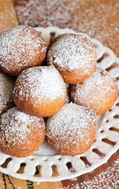 Donut Recipes, Apple Recipes, Brunch Recipes, Gourmet Recipes, Breakfast Recipes, Dessert Recipes, Cooking Recipes, Brunch Foods, Fun Recipes
