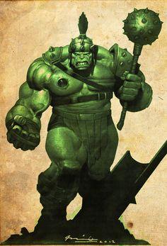 #Hulk #Fan #Art. (Hulk) By: Ariel Olivetti. (THE * 5 * STÅR * ÅWARD * OF: * AW YEAH, IT'S MAJOR ÅWESOMENESS!!!™)[THANK Ü 4 PINNING<·><]<©>ÅÅÅ+(OB4E)